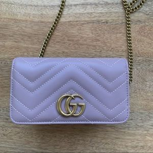Authentic Gucci Marmont Crossbody bag